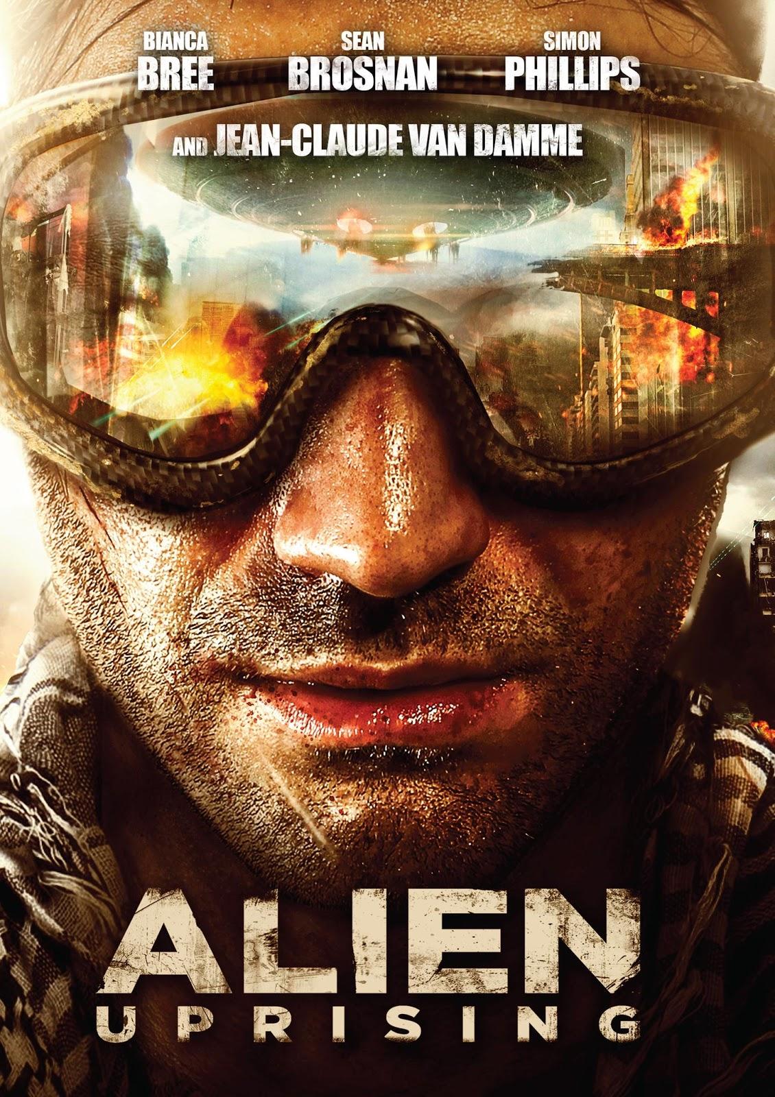 Alien Uprising (2012) ταινιες online seires xrysoi greek subs