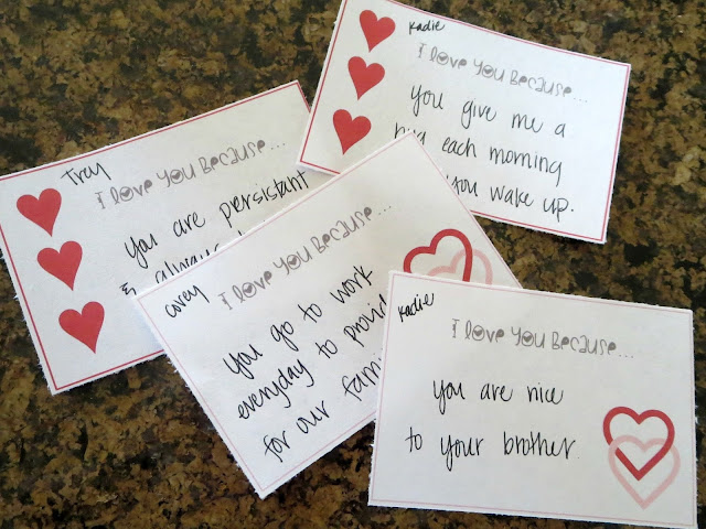 Love Note Envelopes {plus a FREE printable}--a fun new Valentine tradition