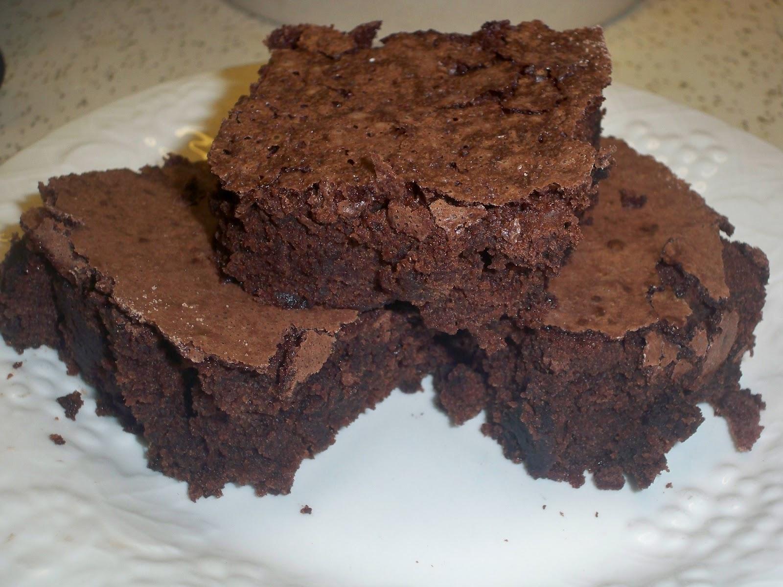 Keto Brownies Recipe (with avocado)