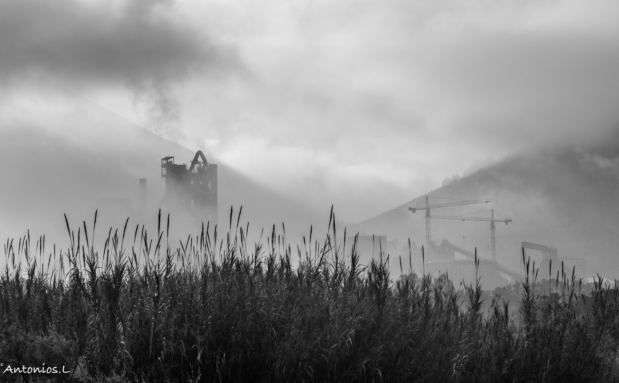 Χαλκίδα-ομίχλη