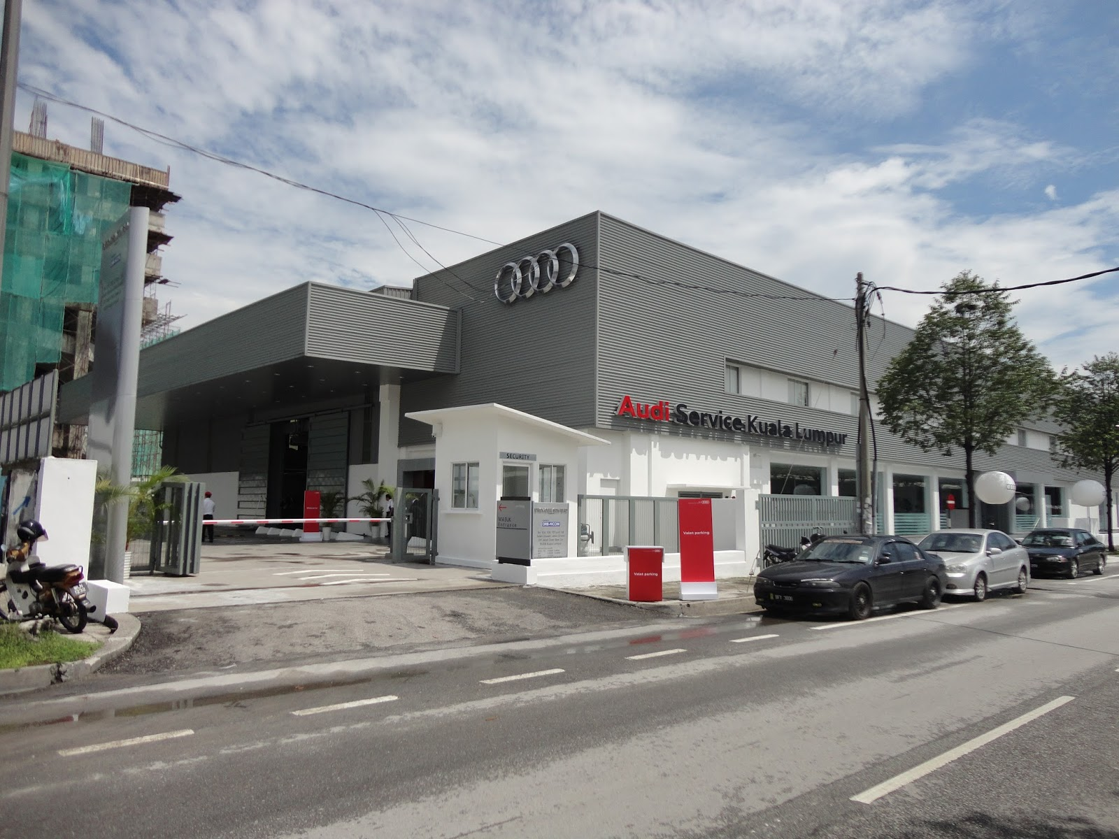 Motoring malaysia euromobil launches new audi kuala for Euromobil 02