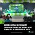 DEMOCRATAS OFICIALIZA CANDIDATURAS DE ADMILSON E MACIEL A PREFEITO E VICE