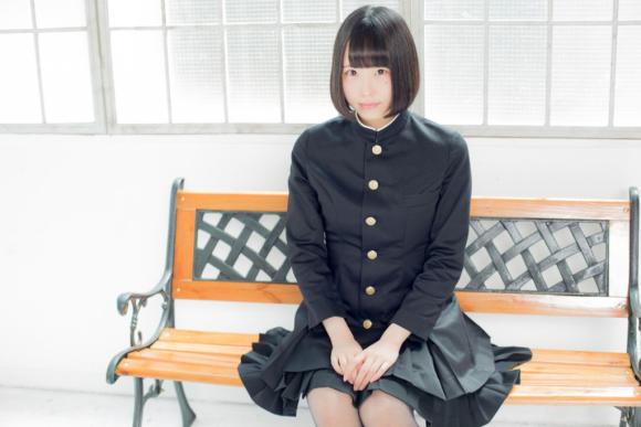 Gakuran - Uniforme Masculino transformado para garotas