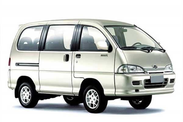 Daihatsu Zebra Espass Cikal Bakal Minibus Nyaman