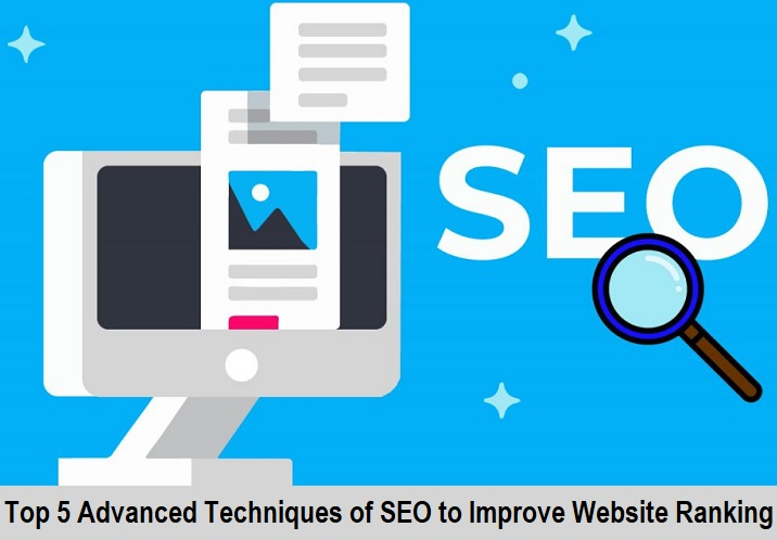 Techniques of SEO