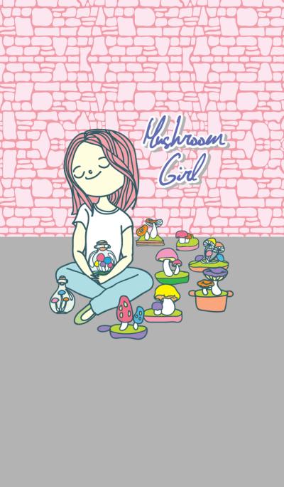 Mushroom Girly