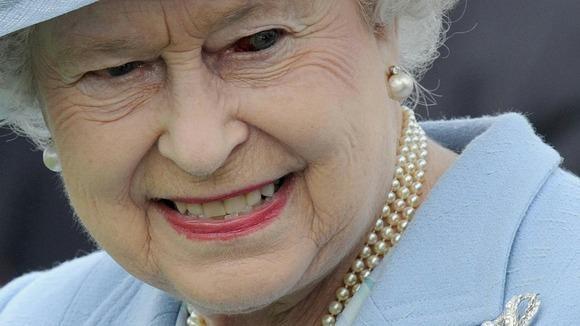 Queen elizabeth reptilian shapeshift
