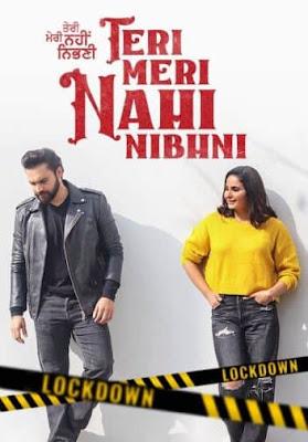 Teri Meri Nahi Nibhni (2021) Punjabi 5.1ch 720p | 480p HDRip x264 1Gb | 400Mb