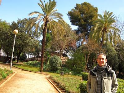 Parque de Can Vidalet de Esplugues de Llobregat