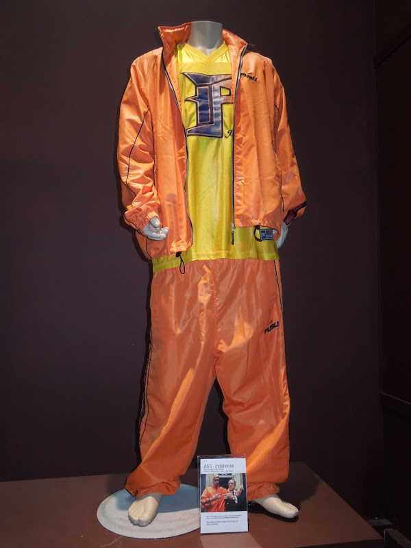 Ali G movie costume