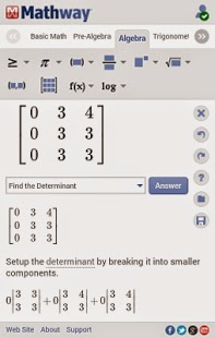 Mathway - Math Problem Solver v3.1.9