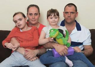 Видя, как умирает уже четвертый их ребенок, супругам посоветовали стерилизоваться
