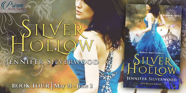 Silver Hollow by Jennifer Silverwood - Blog Tour Finale, Book Preview