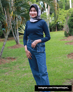 Selebgram Cantik Asal Banda Aceh Ririn Putri Anjani