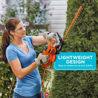 The Best Electric Hedge Trimmer