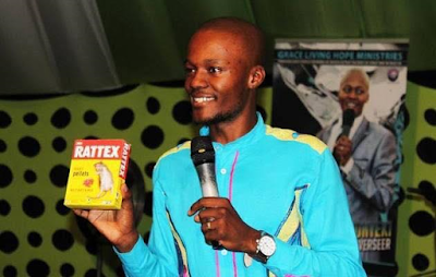 South African Pastor given members rat-piosion