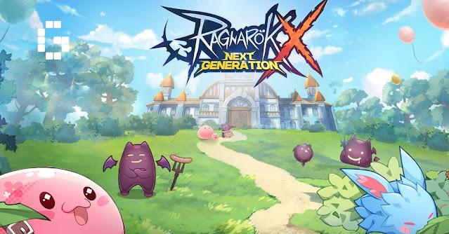 Game Jadul Ragnarok X Next Generation