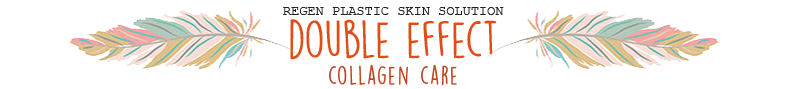 Regen Plastic Skin Solution Double Effect Collagen Care