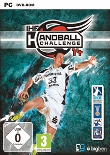 IHF Handball Challenge 14 - PC (Download Completo)