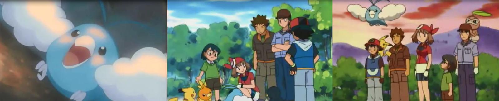 Pokemon Capitulo 24 Temporada 7 Rescatando a Swablu