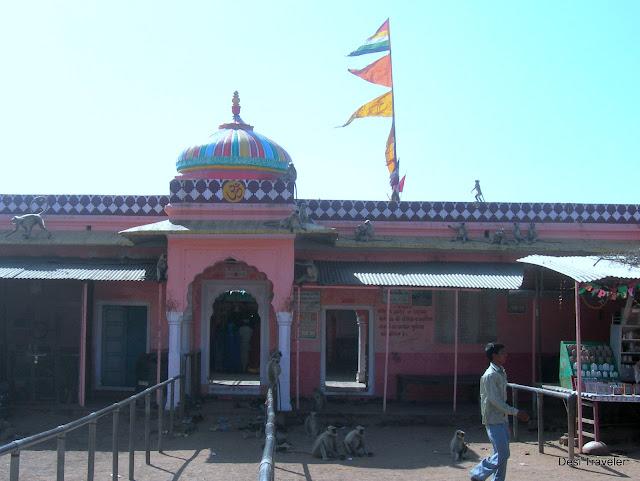 Trinetra Ganesh Temple Ranthambore Rajasthan