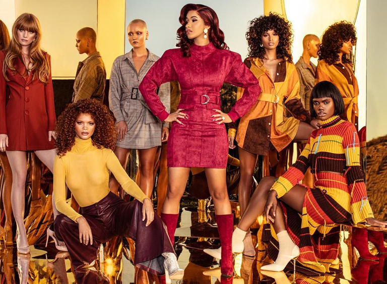 Cardi B's Fashion Nova Collaboration