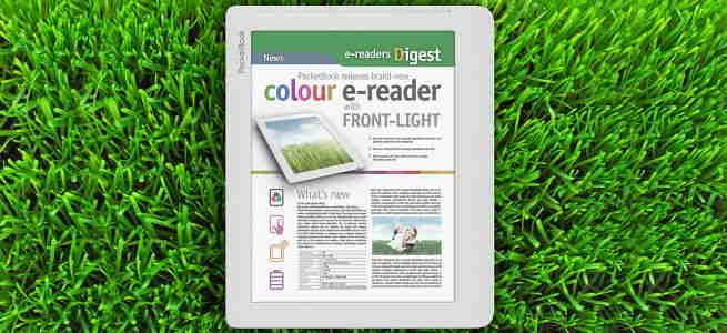 Pocketbook E Ink Triton z oświetleniem
