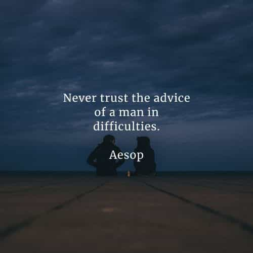 Trust quotes and sayings that will prove its importance
