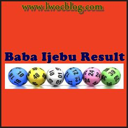 BABA IJEBU GAMES AND LOTTO RESULTS: PAST RESULT 2 4CAST ON