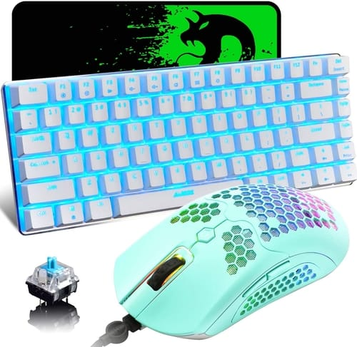 Review ZIYOU LANG 3 in 1 Gaming Keyboard and Mouse