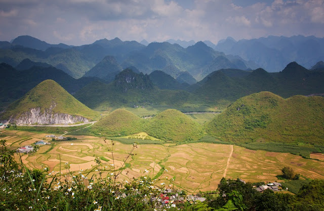 Ha Giang Stone Plateau - One of The Best Vietnam Trekking Tours 2
