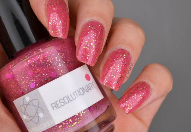 Nerd Lacquer Resolutionary Swatch