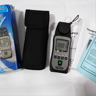 Light Meter TENMARS TM-213 UV AB