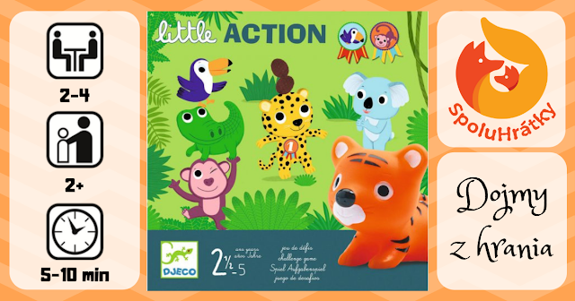 Recenzia hry Little Action na blogu www.spoluhratky.eu