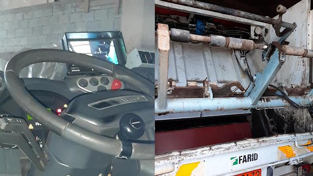 Γιάννης Τσαμαδός: Πλέον γίνονται πραγματικές επισκευές στα οχήματα του Δήμου Ερμιονίδας