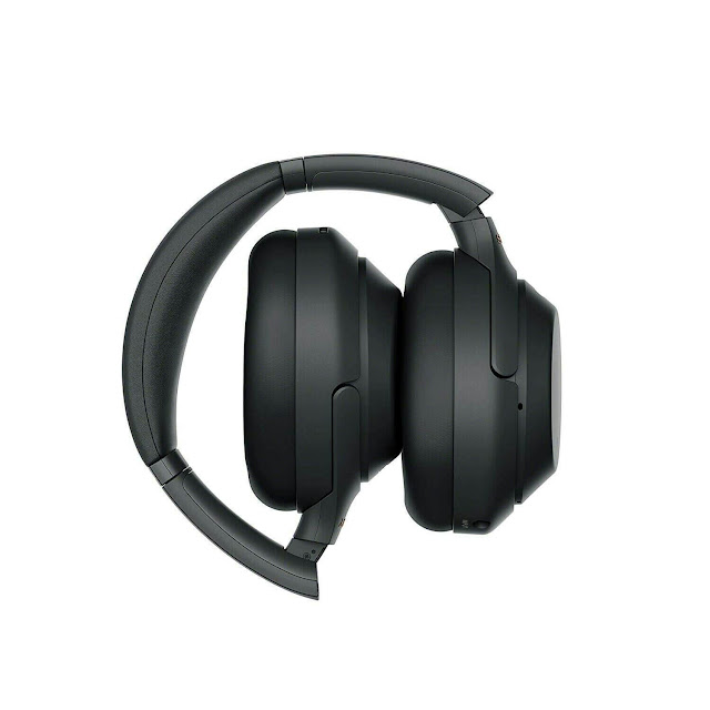 Sony WH-1000XM3 Wireless Noise Cancelling Headphones Black