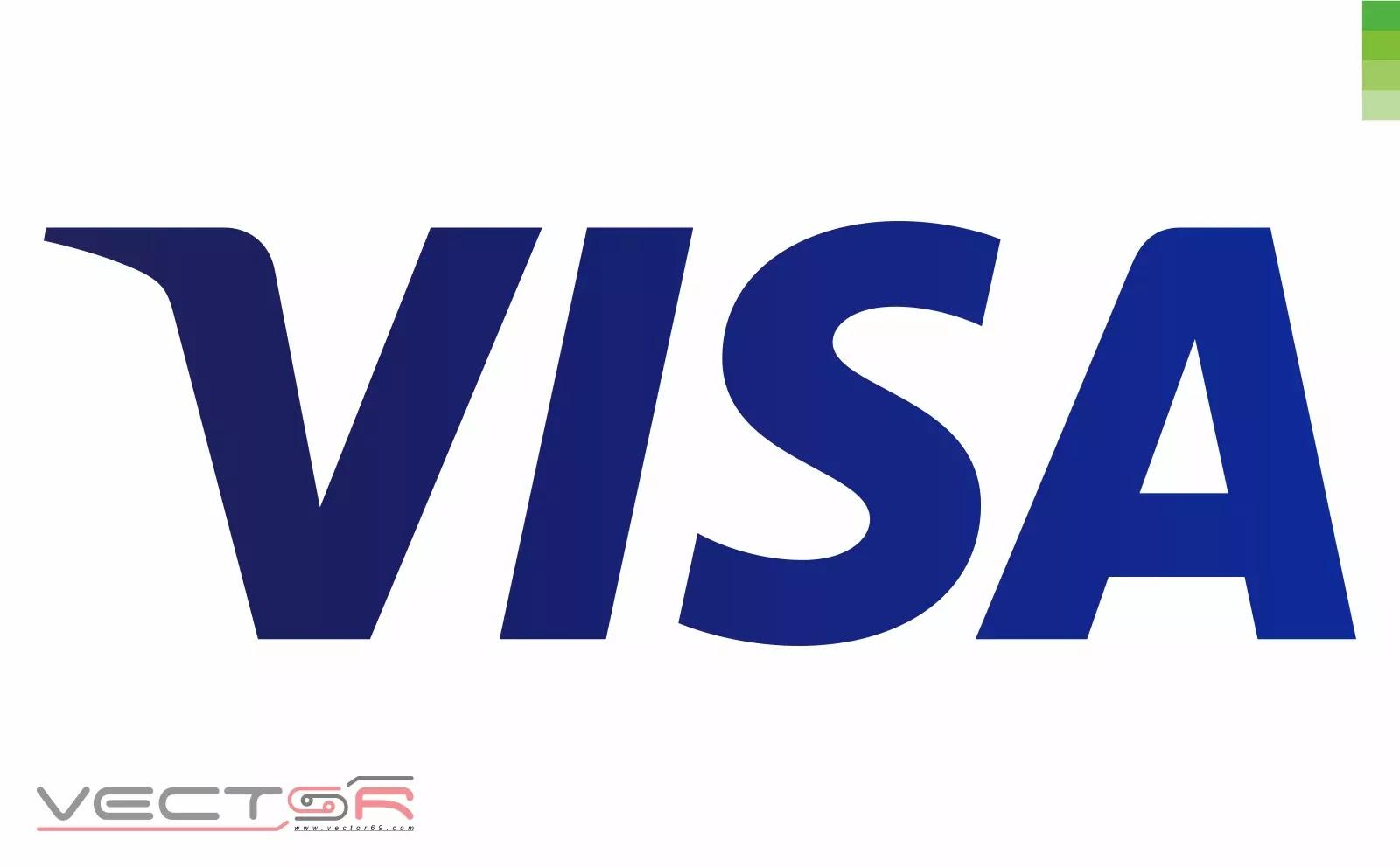 Visa (2014) Logo - Download Vector File CDR (CorelDraw)