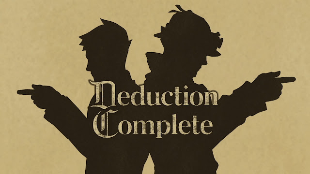 The Great Ace Attorney Chronicles deduction
