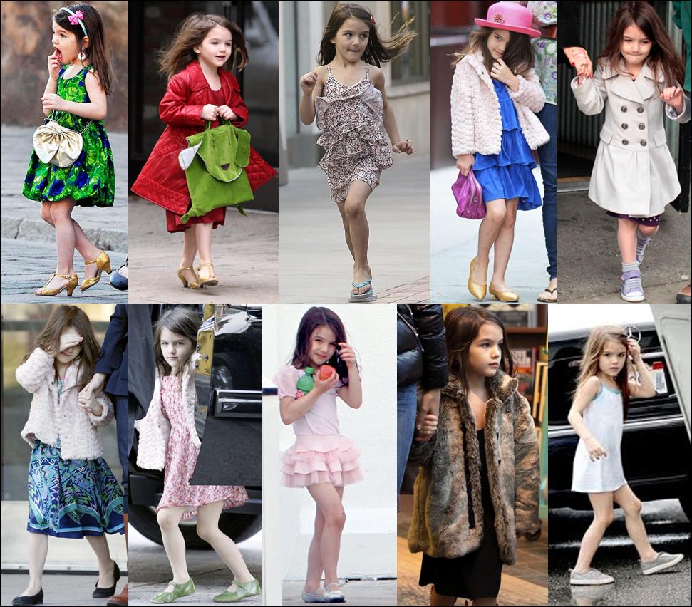 4 Anak Seleb Ini Miliki Selera Fesyen Yang Sama Dengan Ibunya