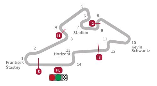 Jadwal MotoGP 2016 Automotodrom Brno Ceko Trans7