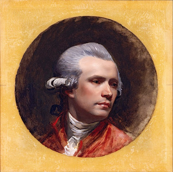Self-Portrait by John Singleton Copley
