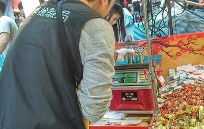 安心採買迎好年 全國市場磅秤檢查合格率99.9%
