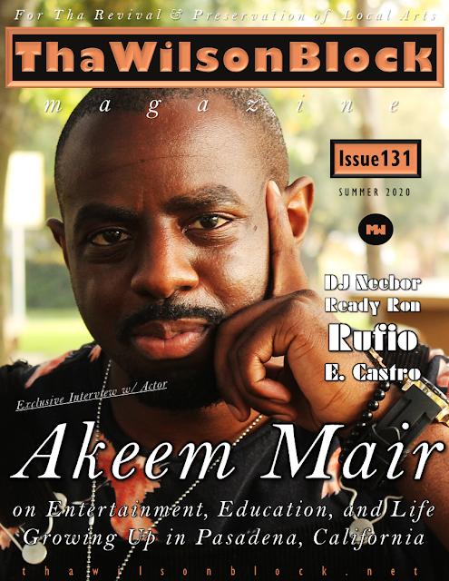 ThaWilsonBlock Magazine Issue131 (feat. Akeem Mair)
