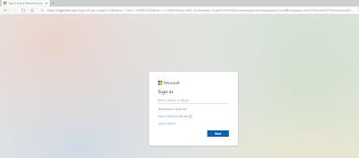 Microsoft Exam Registration Page