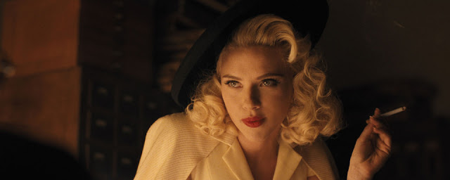 Scarlett Johansson is... sorry, what was I saying?