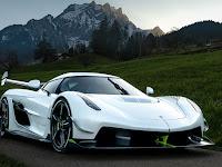 7 Mobil supercar dengan tenaga kuda terbesar