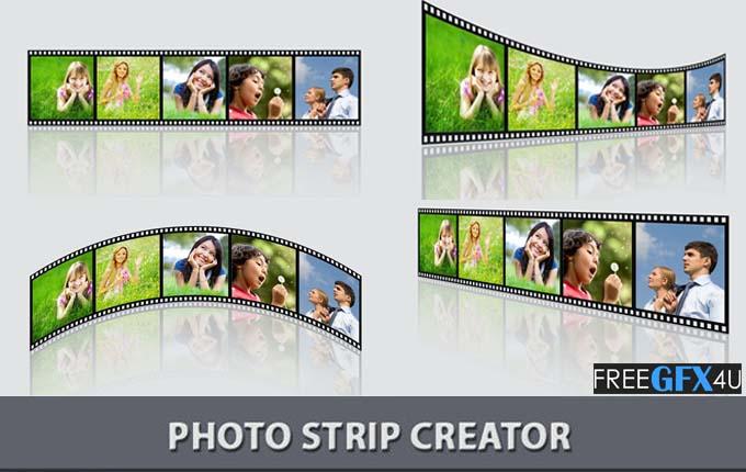 Photo Strip Creator