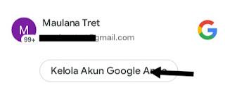 Cara Mengganti Password dari Aplikasi Gmail