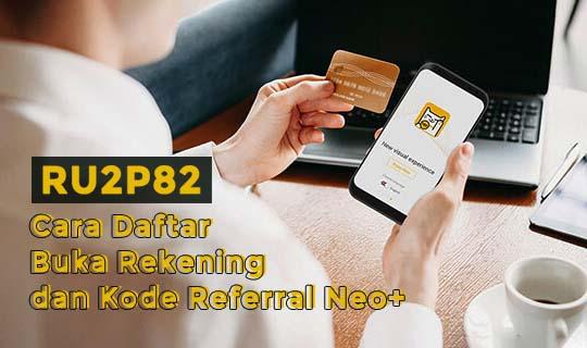 kode referral neo+