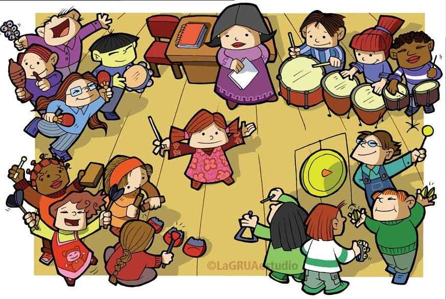 Música En La Escuela Una Fiesta 3 Cir3 Canciones